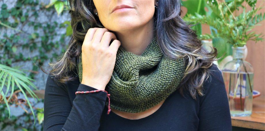 cuello de lana economico