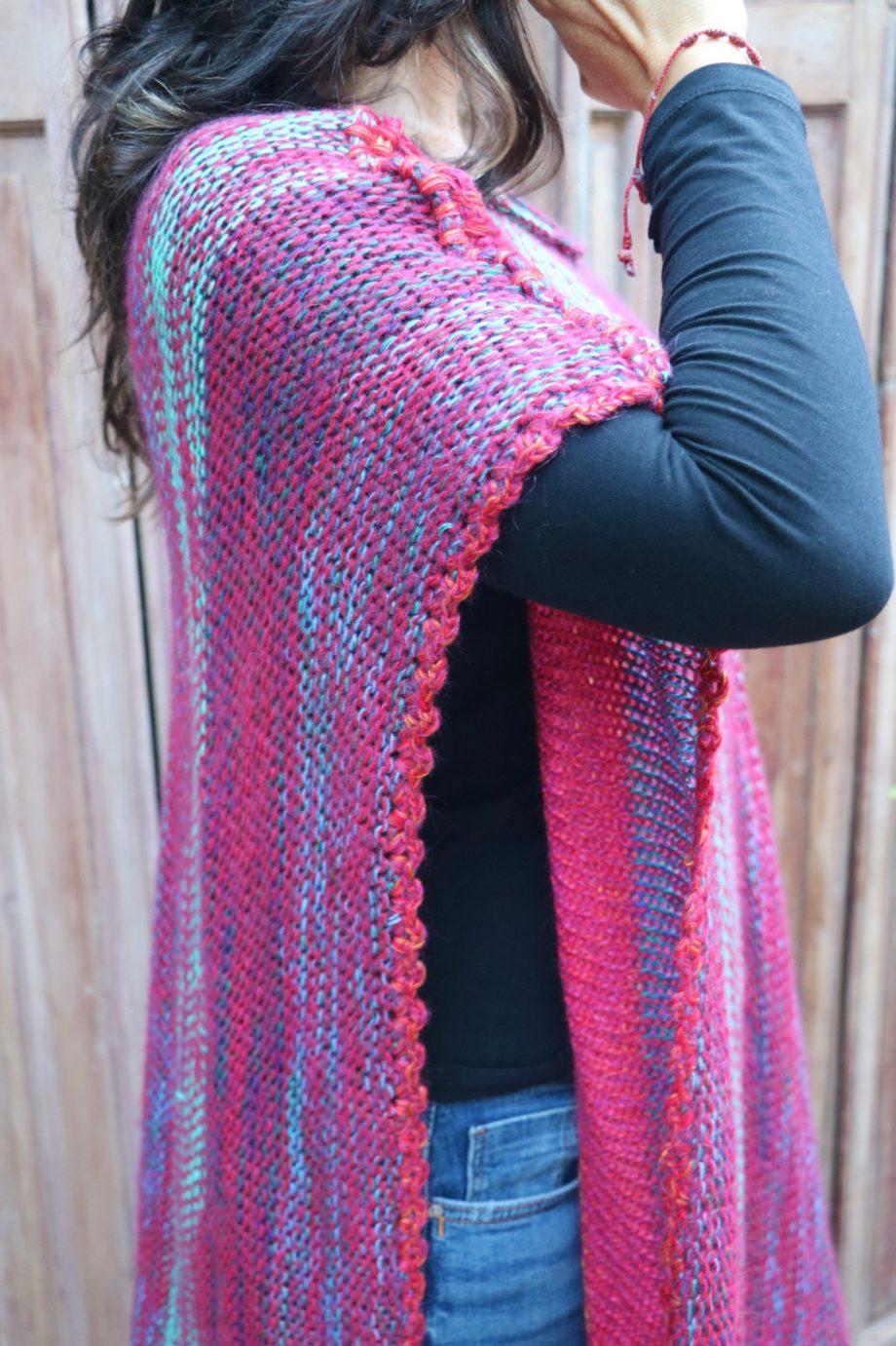 ponchos oaxaca de lana de calidad