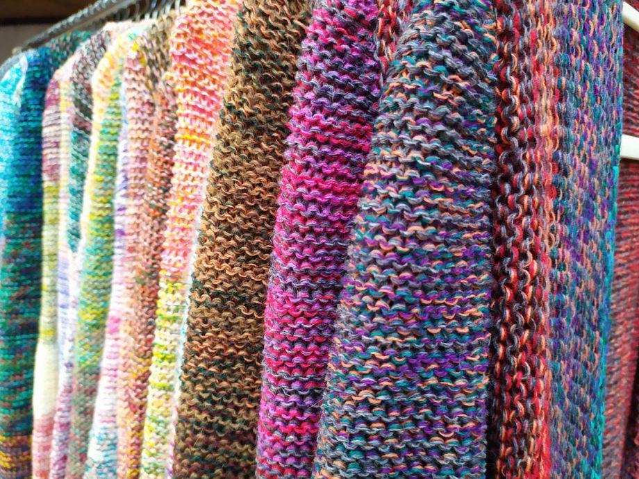 saco lana barato